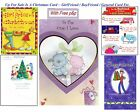 Christmas Card To For GirlFriend BoyFriend Someone Special & One I Love Free P&P