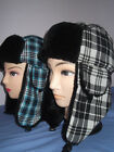 ADULTS MEN'S LADIES  RUSSIAN TRAPPER SKI  WINTER HAT)
