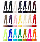 Colorful Opaque Pantyhose Stockings Tights Denier Color Colour