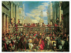 Decor Poster. Fine Graphic Art. Religious Gathering. Home Wall Design 1358