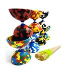 Jester Diabolo with Wooden Handsticks - Diablo - Juggling Toy - Choice of Colour