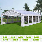Quictent Heavy Duty Marquee Party Tent Wedding Gazebo Shelter Carport Canopy