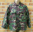 UK BRITISH ARMY SURPLUS G1 SOLDIER 95 DPM WOODLAND CAMO COMBAT SHIRT-PARA/SAS