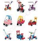 NEW TODDLER RIDE ONS, COZY COUPES, FERRARI, BIKES & TRIKES FROM AGE 6 MONTHS+