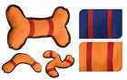 Dog Toy - Throw or Chew - 3 Shapes 2 Colourways available