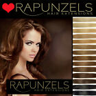 "25, 50, 100, 200 Nail/U tip pre bonded human remy hair extensions 20"" 24"" length"
