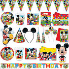 Disney MICKEY MOUSE CLUBHOUSE Tableware Decorations Items One Listing PS