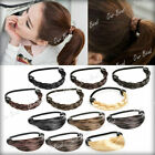 Black Brown Blond Women hair Rope Hair Accessories for women