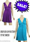 Womens Young Ladies Summer Tunic Dress French Connection Sleeveless