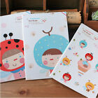 ^^GOOD=Cute Bugs=Note Pad Memo Book Notepad Diary=Journal Notebook☆School Supply