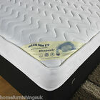 MICRO QUILTED SOFT TOUCH MATTRESS 2FT6/3FTSINGLE 3FT6/4FT/4FT6DOUBLE 5FT/6FT