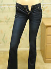 Rich & Skinny Jeans Style Wedge Wash Satellite Boot Cut Sz 25 26 NWT