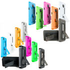 STAND GRIP SERIES HARD CASE COVER FITS VARIOUS MOBILE PHONES SCREEN PROTECTOR