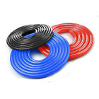 "SiliconHoses Silicone Vacuum Tube/Pipe/Hoses 1m-30m (3'3""-100') BLUE/BLACK/RED"