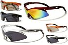 New X-Loop Cycling Track Bike Sports Sunglasses Men Red Black Silver Orange