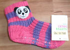 NEW WITH TAGS GIRLS SLIPPER SOCKS MARKS & SPENCER NON SLIP GRIP