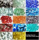Glass Pebbles Various Colours 20mm Home/Garden Weddings Aquariums Mosaics