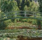 Japanese Footbridge Water Lily Pool Giverny Claude Monet French 1840 1926 1926 P