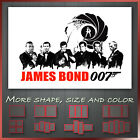 ' JAMES BOND 007 ' Famous Actors Movie Film Canvas Wall Art