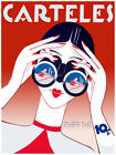 Carteles Cover la Habana Cuba Decoration Poster. Fine Graphic Art Design. 3111