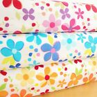 CARNIVAL FUNKY FLORAL -  COTTON FABRIC per m  FASHION QUILTING FUNKY RETRO KIDS