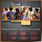 ' Pink Floyd ' Icon Wall Art Deco Box Canvas More Style Size & Color ~ 4 Panels
