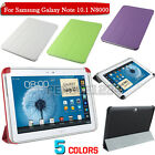 Ultra Slim Leather Case Cover For Samsung Galaxy Note 10.1 N8000 / N8010