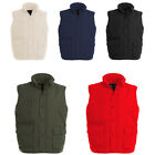 New B&C Mens Explorer Casual Multipocket Bodywarmer Jacket in 5 Colours S - 3XL
