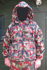 SWISS ARMY SURPLUS ISSUE GRADE 2 ALPENFLAGE,SMOCK,6 COLOUR SUMMER COMBAT JACKET