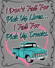 Dixie Tank Top Sassy Chick Fall For Pick Up Trucks Southern Girl Ride Redneck