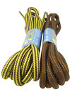 ROUND STRONG BOOTLACES IDEAL FOR KICKERS CAT BOOTS ETC - FREE 1st CLASS P&P!