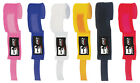 New Sporteq Pro, Mexican Stretch, UFC, MMA, THAI BOXING, 4m Pair Of Hand Wraps