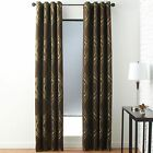JCPenney Studio EQUINOX GROMMET TOP Block Out Lining Panel Curtain Drape
