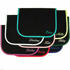 """ENGLISH BABY SADDLE PAD CUSTOM EMBROIDERY Lg Horse Size 28""""x42"""" - By BobbiGee's"""
