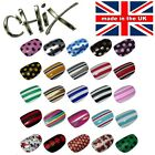Salon Quality Professional NAIL WRAPS Foils Stickers Vinyl Print Hearts Dot UK 5