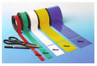 Magnetic Easy Wipe Racking Strip Warehouse Labelling Location Markers- IN STOCK