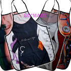 Funny Sexy Hot Elegant Lady Apron Bib for Home Kitchen BBQ Grill Grilling Party