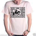 TESTCARD REDRUM T SHIRT AN OLD SKOOL HOOLIGANS DESIGNER ORIGINAL CULT TV TSHIRT