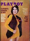 Playboy Magazine 1972 October Excellent Condition