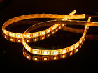 CUSTOM YOUR OWN 2X DC 12V WATERPROOF BOAT TRAILER LED STRIP LIGHT 5050 SMD AMBER
