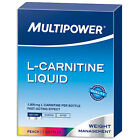 77,25€/1L Multipower L-carnitine liquid 7 Amp. à 25 ml