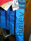 Hurley Icon3 Board Shorts Swim Trunks 29 or 30 Black or Blue NEW $49. tags