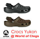 Crocs Yukon - Genuine Crocs Original - Outdoor Sporty Clogs