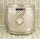 Bath & Body Works CANDLE HOLDER Sleeve 3-wick