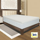 NEW Serta Ultimate 4-inch Visco Memory Foam Mattress Topp...