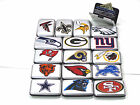ALUMA SECURITY WALLET WITH NFL LOGOS, RFID BLOCKING, NFL MEMORABILIA - NFC DIV. $10.95 USD on eBay
