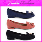 NEW LADIES DOLCIS TASSEL DETAIL  FLATS BALLERINAS DOLLY SHOES SIZES UK 3-8