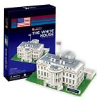 3D Puzzle - Big Ben,  The White House,  Tower Bridge,  Eiffel Tower  and more *BNIB