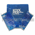Koolpak Reusable Hot Cold Ice Gel Packs First Aid Sports Heat Pad Pain Relief