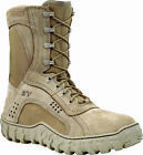 Rocky S2V Vented Military Drainage Desert Tan Mens Boots Vibram 101 Berry USA